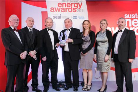 Sustainable Energy Authority of Ireland (SEAI) Energy Awards 2011