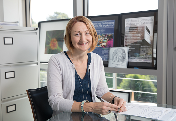 Aideen Sullivan, Professor of Neuroscience