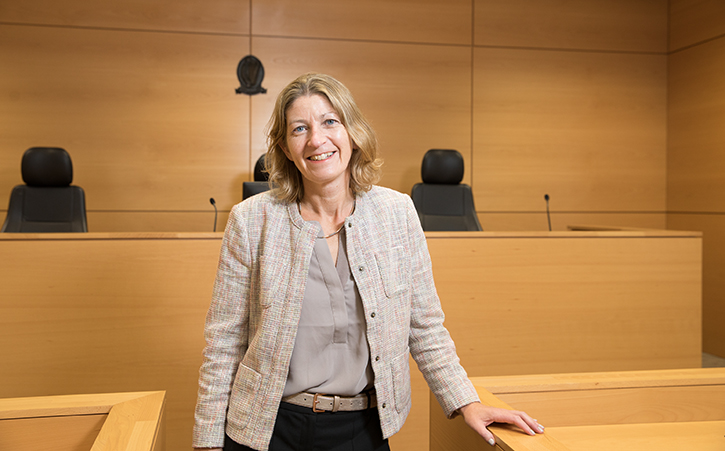 Ursula Kilkelly, Professor of Law