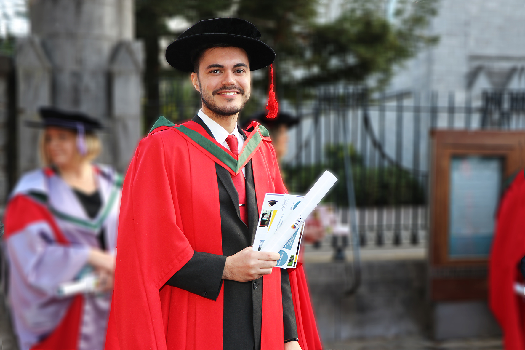 Science without Borders Dr Brunno Levone graduates with PhD in Neuroscience