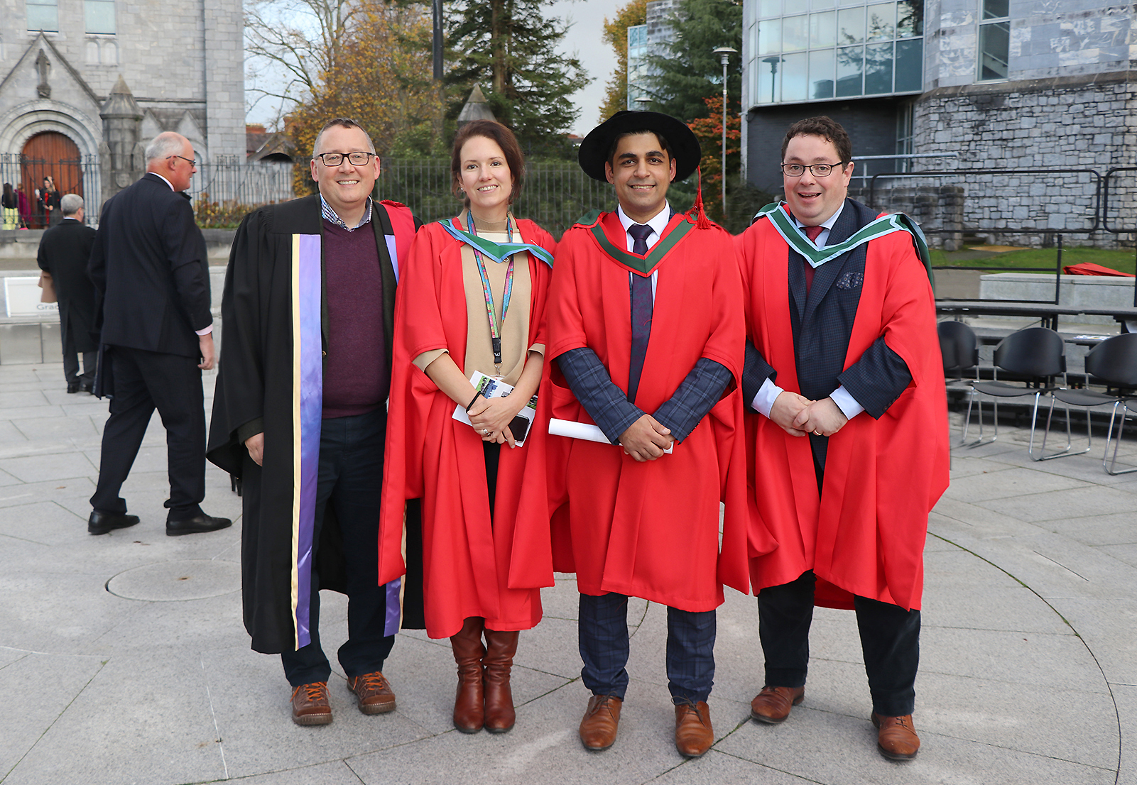 PhD Conferrings October 2019