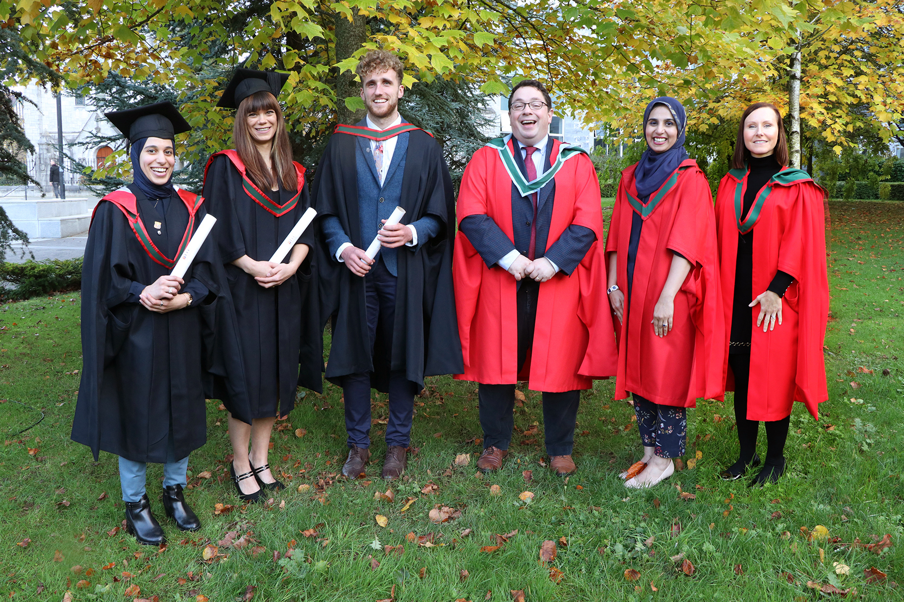 MSc Human Anatomy Conferrings October 2019