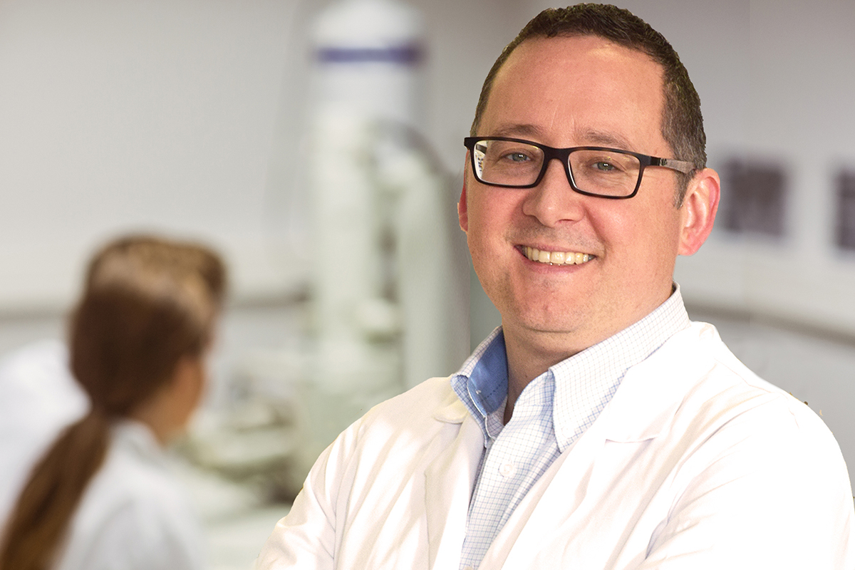 Dr André Toulouse secures SFI funding for a major upgrade of the UCC Biosciences Imaging Centre.