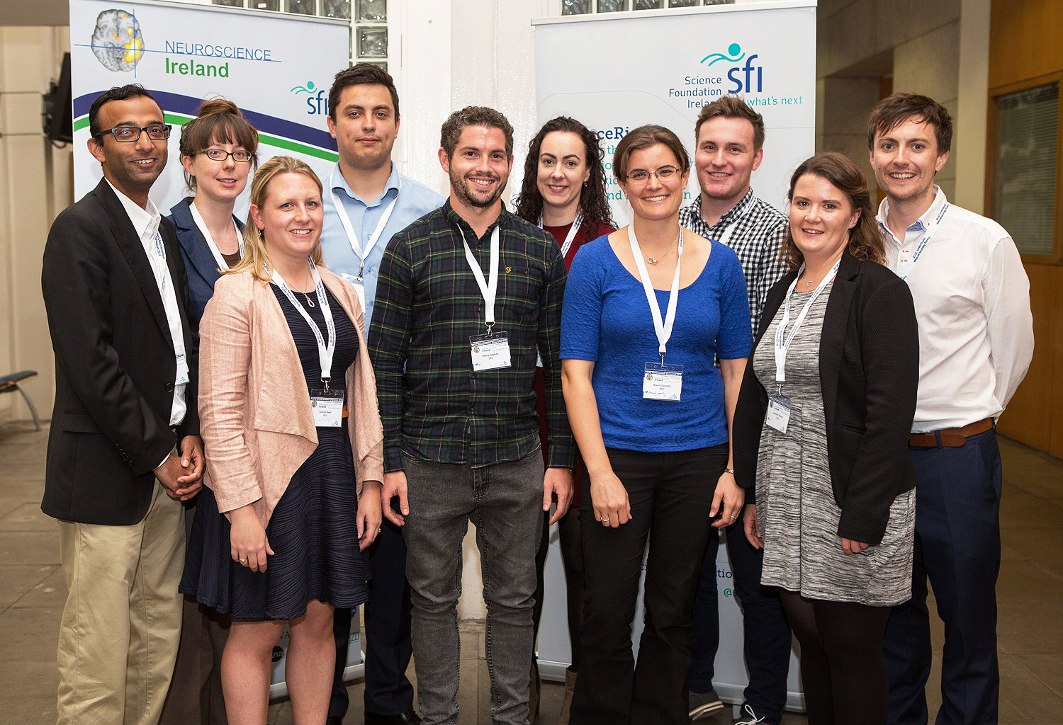 UCC Neuroscientists make their mark at Young Neuroscientists Symposium