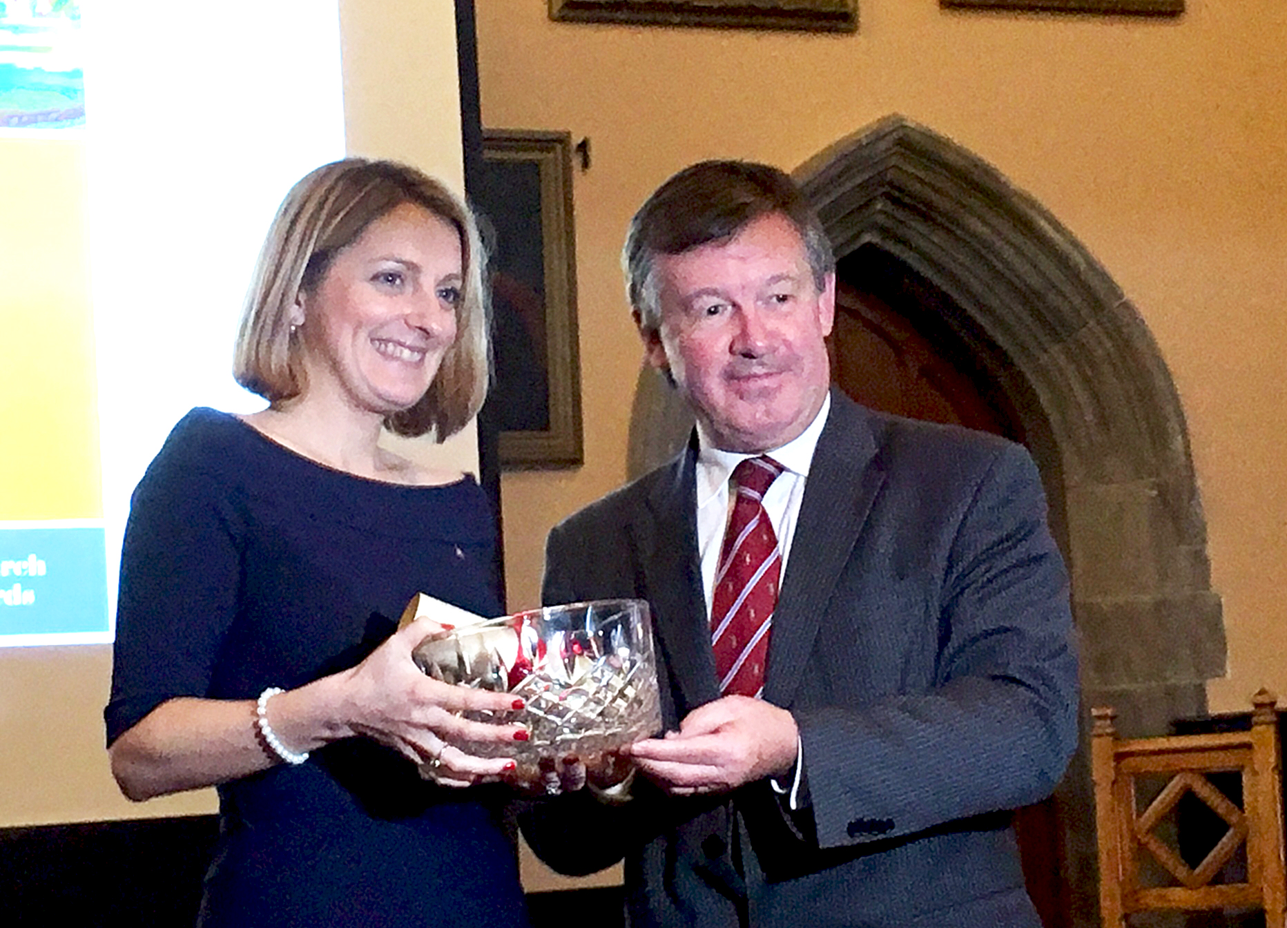 Congratulations to Dr Yvonne Nolan UCC's Research Supervisor of the Year