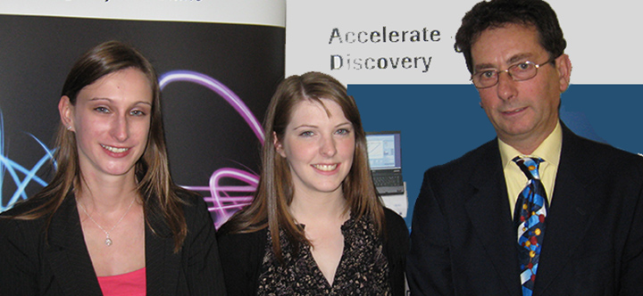 Aoife Nolan wins UCC BioSciences PhD Student of the Year 2011