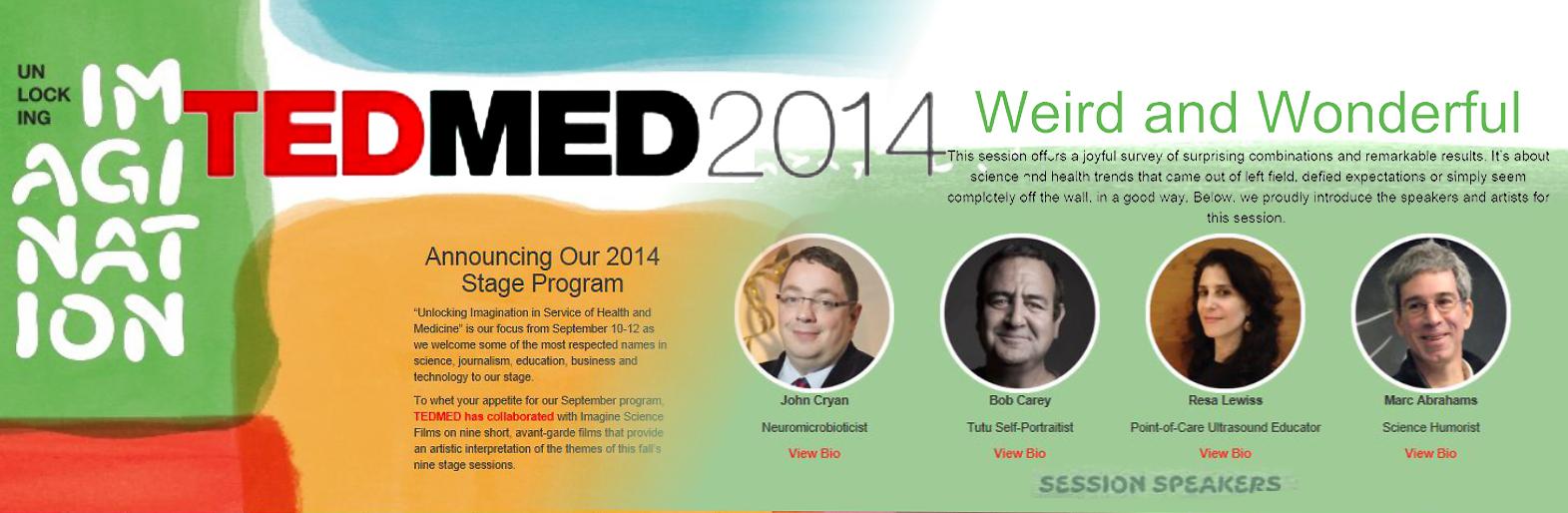 TED TALK | University College Cork