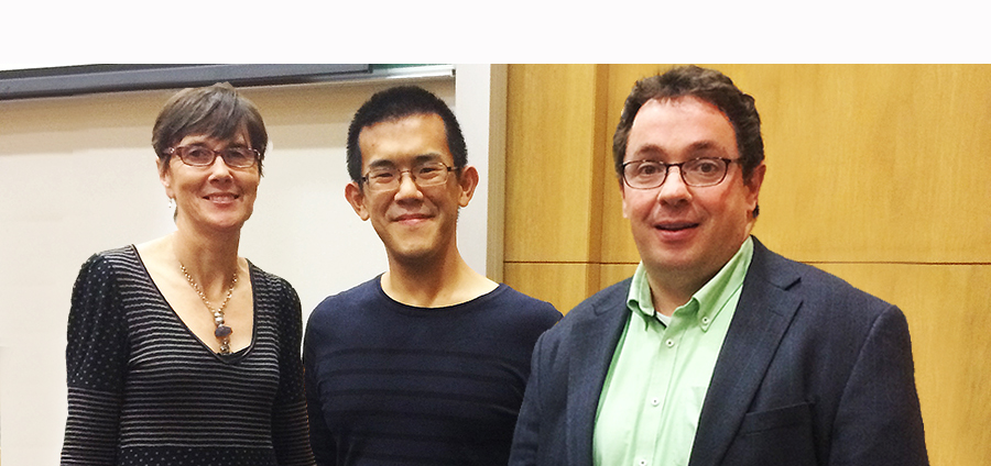 Ed Yong award-winning science writer and blogger captivates his audience in UCC
