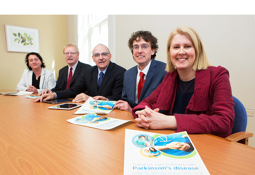Launch of Palliative Care in People with Parkinson's Disease Guidelines