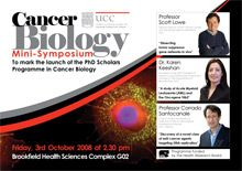 Cancer Biology Mini-Symposium