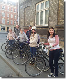 M.Plan Students visit to Copenhagen and Aalborg