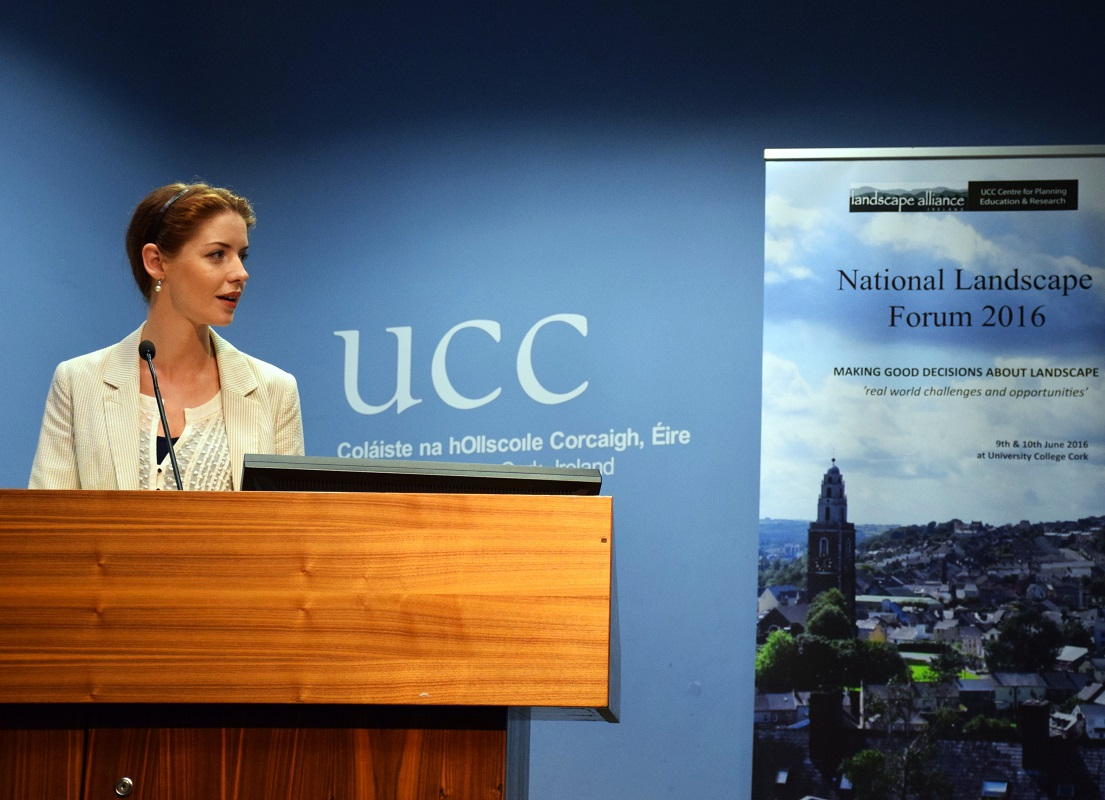 First PhD in Planning and Sustainable Development at UCC