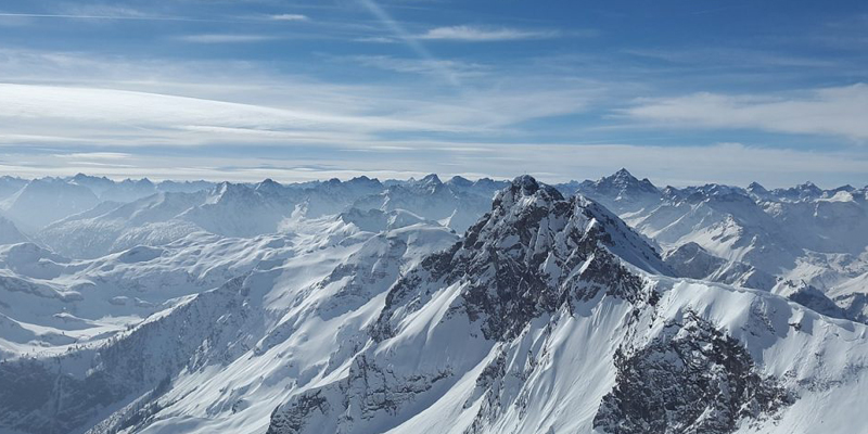 In The News | Microplastics Found in Remote Areas of Alps and Arctic