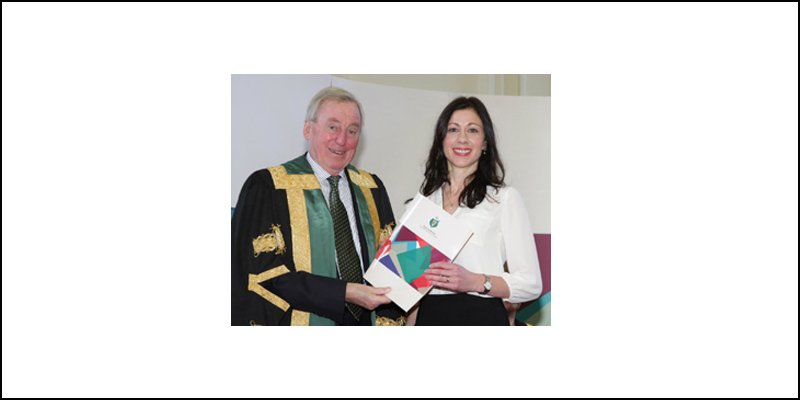 Dr Gillian Collins Awarded NUI Post-Doctoral Fellowship