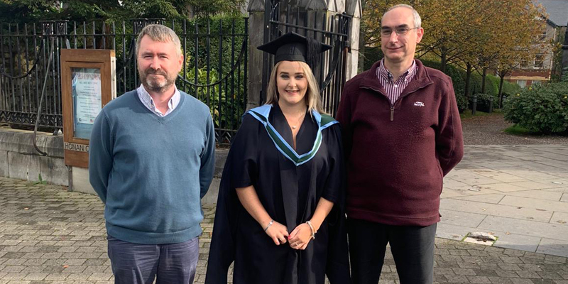 Conferrings | Chemistry Postgraduate Graduation - Autumn 2019