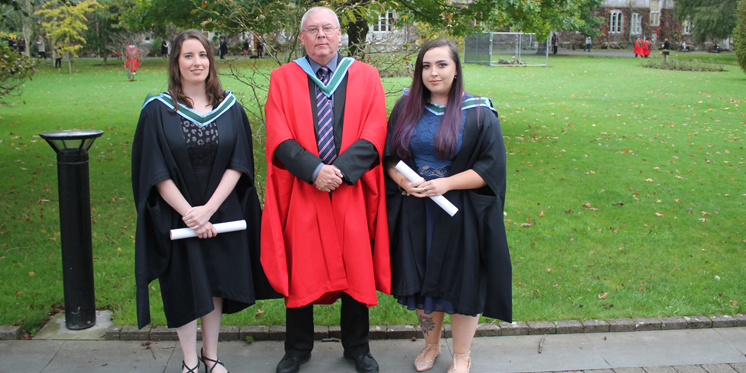 Chemistry Postgraduate Conferrings - Autumn 2017