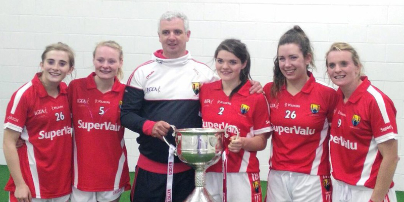 All-Ireland Glory For Vera Foley