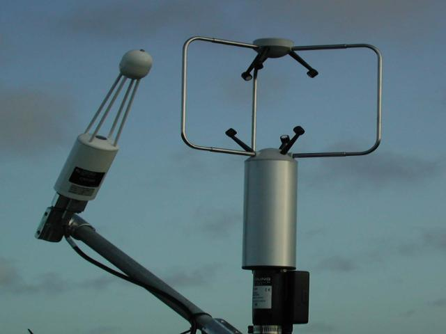 Hydrological Monitoring Sites: Eddy Covariance Instrumentation