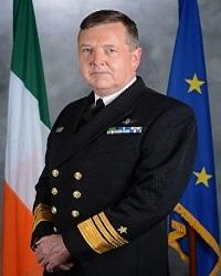 Vice Admiral Mark Mellett DSM, PhD   University College Cork
