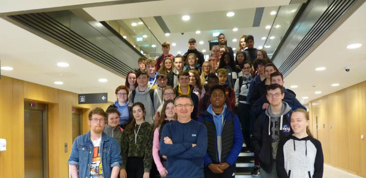 UCC+ Easter School for Transition Year students