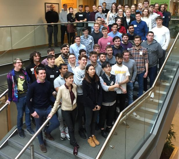 Final Year Project Open Day a Success