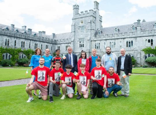 Some of the brightest programmers in Ireland are in UCC this week