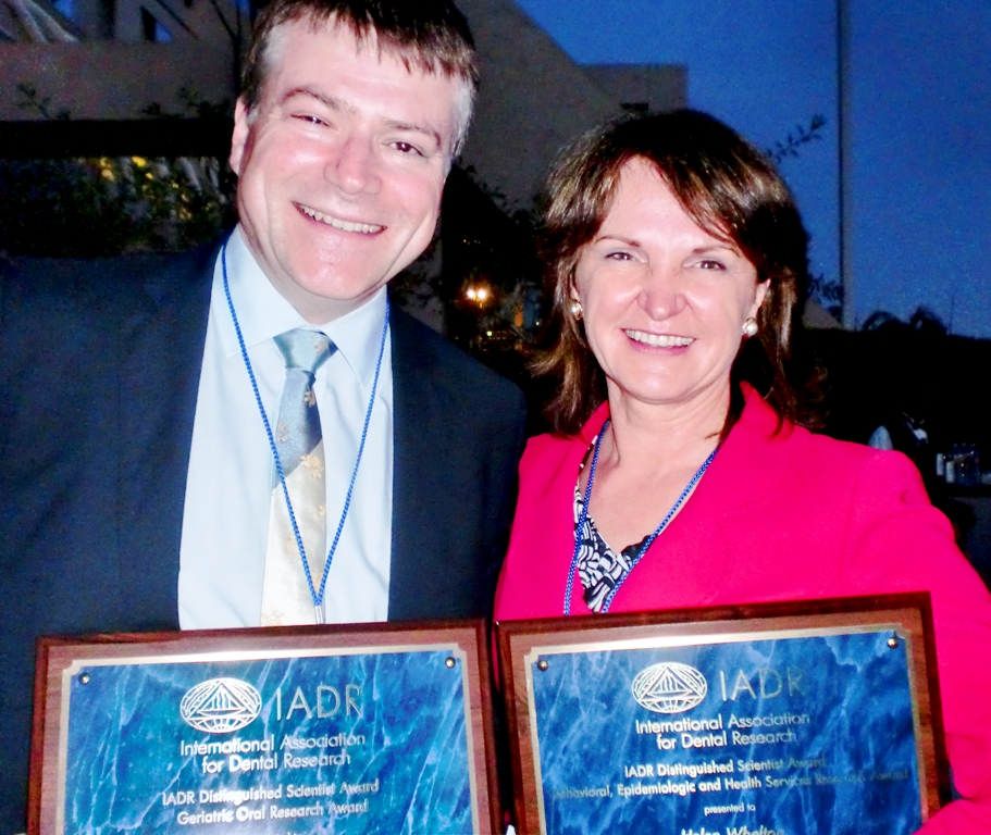 IADR Distinguished Scientist Awards