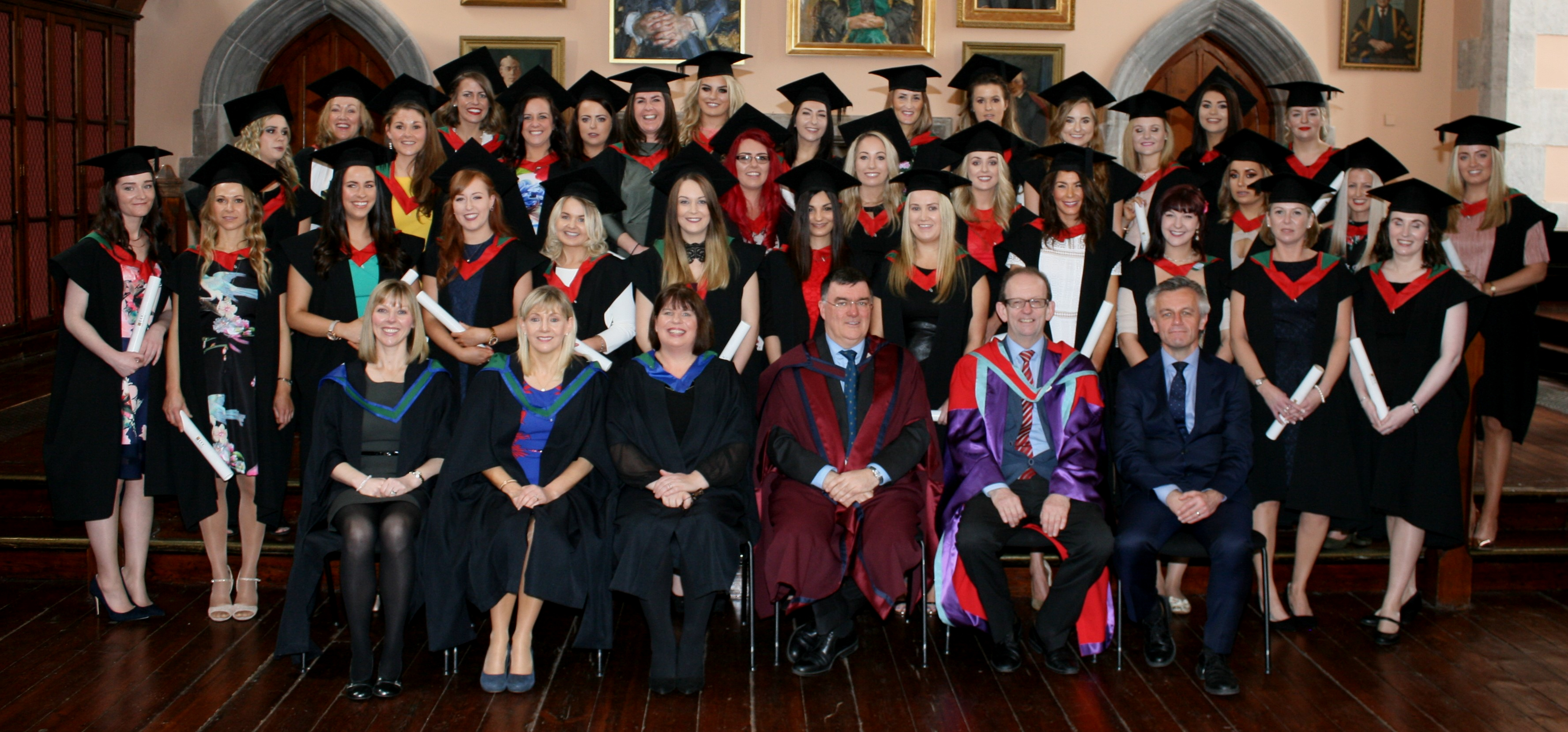 Diploma in Dental Nursing Graduation