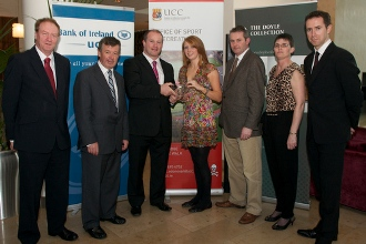 Dental Student wins UCC Sports Star Award