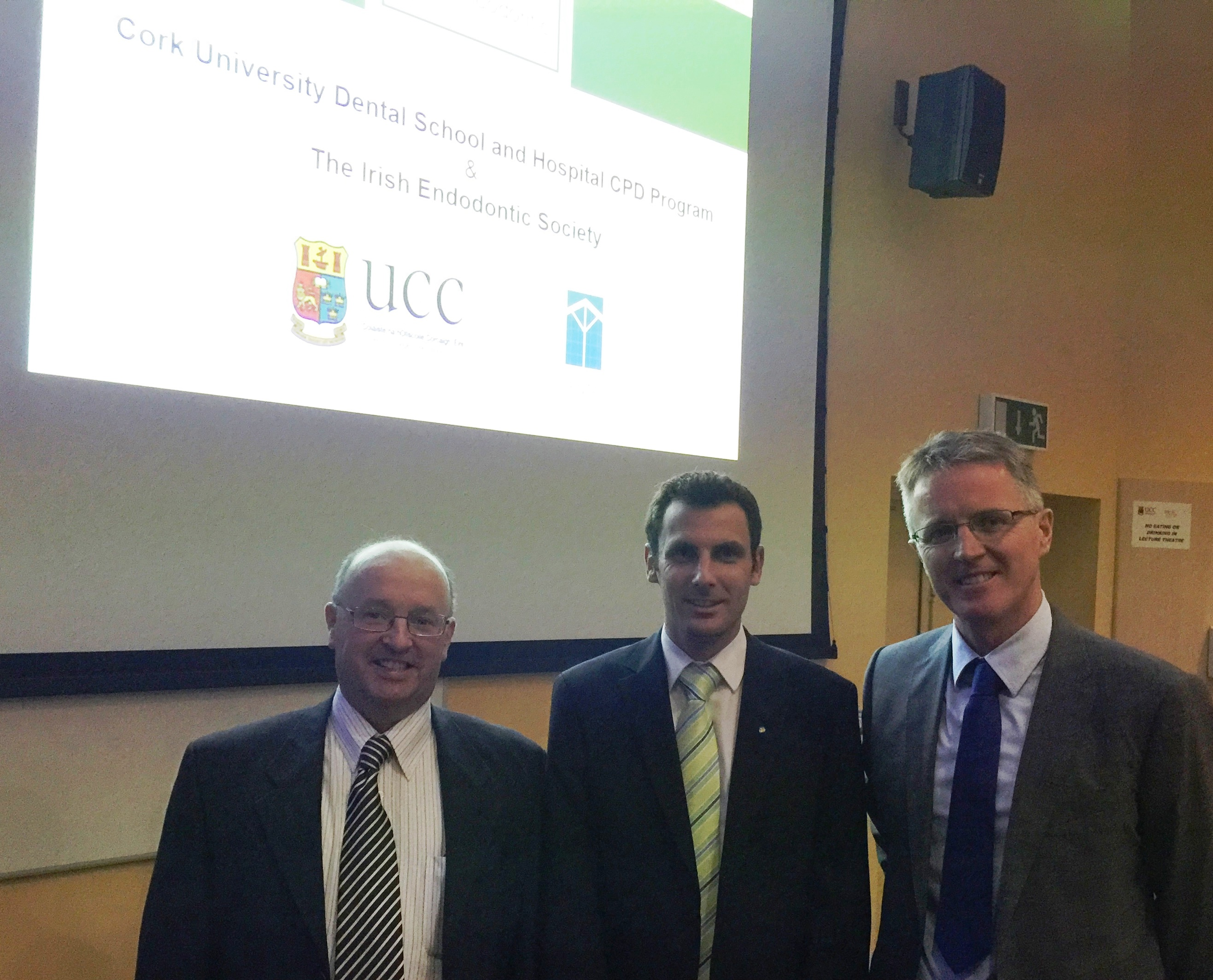 Irish Endodontic Society Lecture