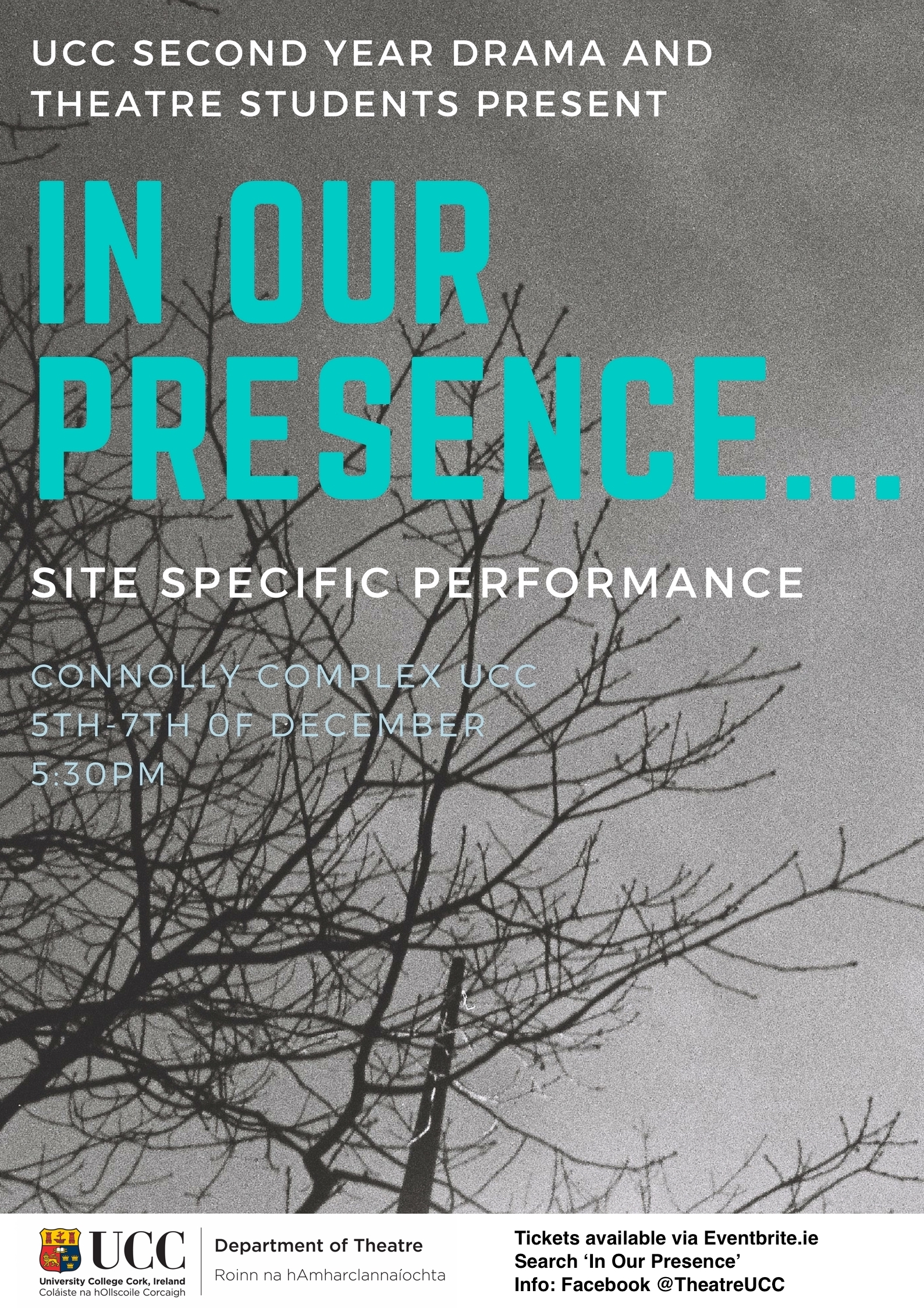 In Our Presence - Second Year Site Specific Performance