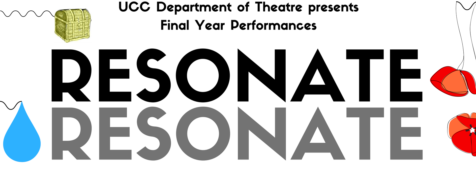 RESONATE - Final Year Performances in Firkin Crane