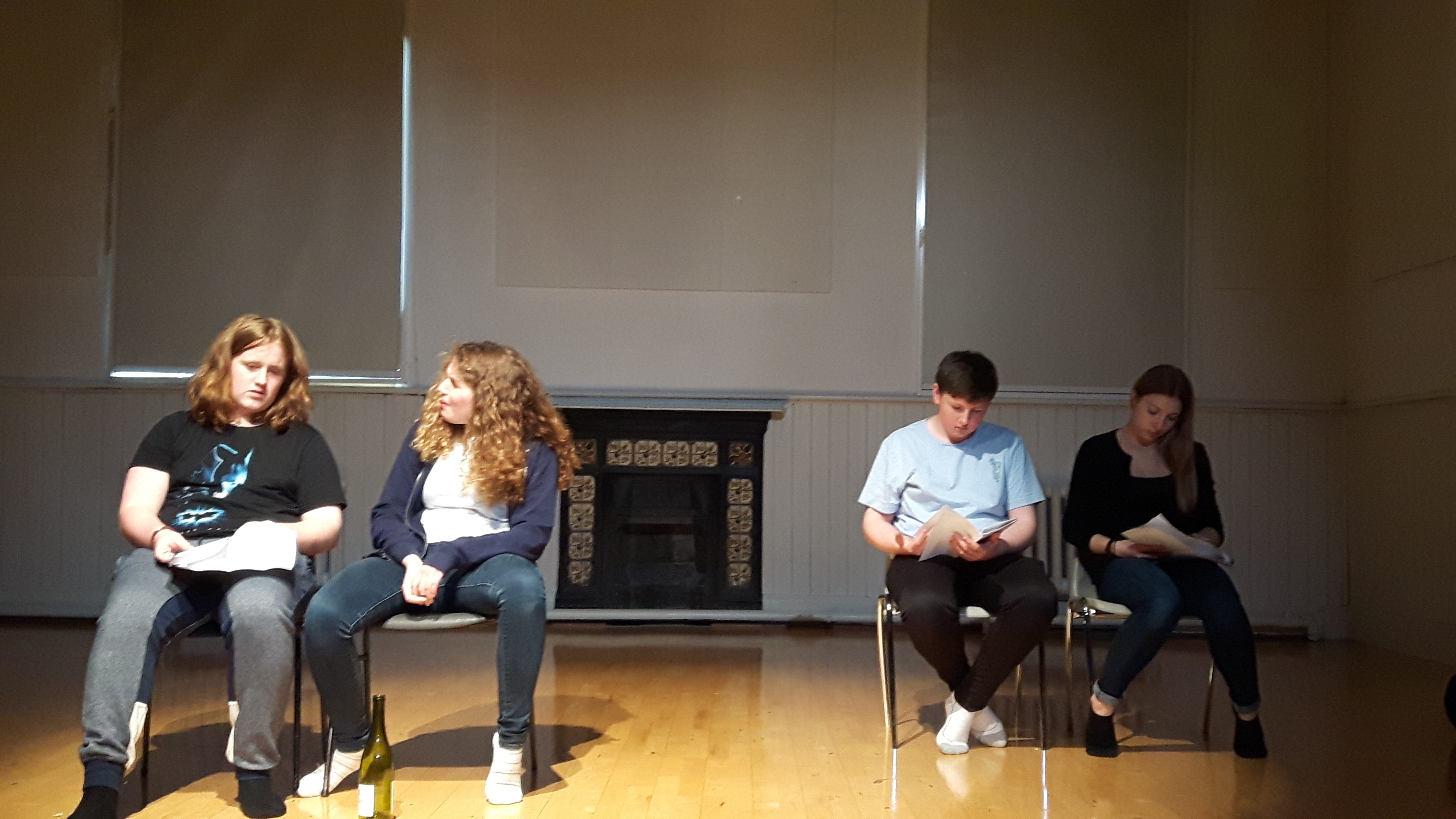 UCC Youth Theatre 2018