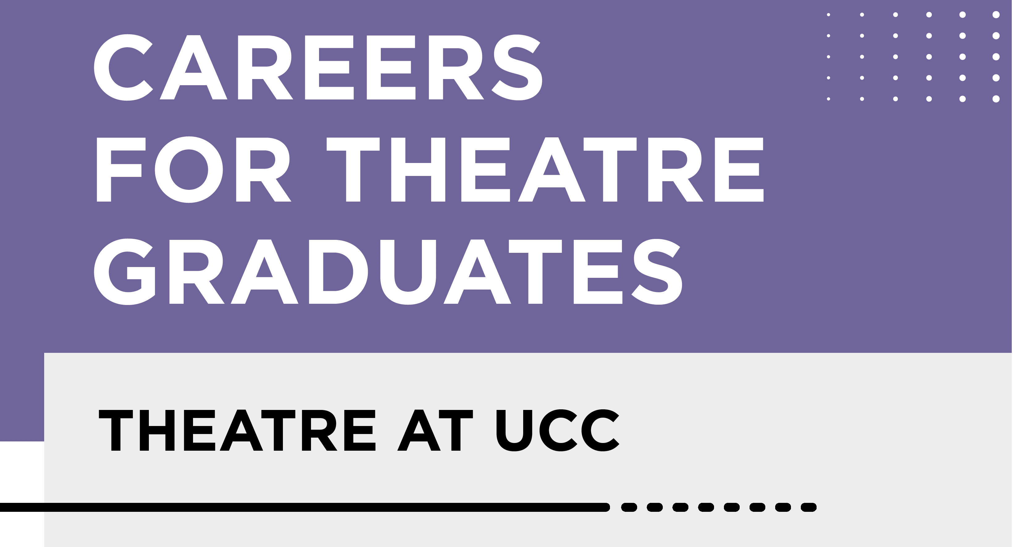 Theatre Employability Guide