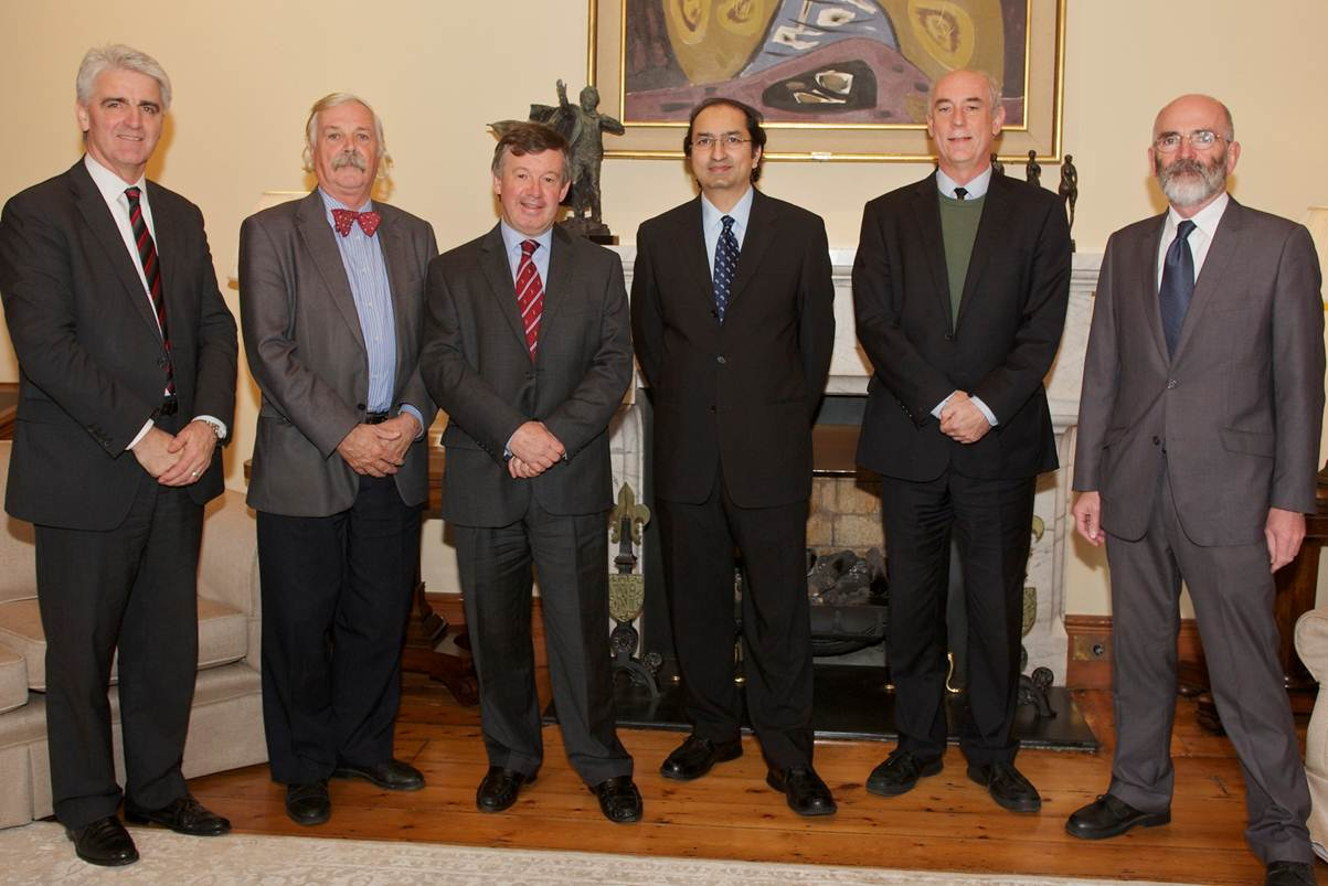 3 New Professors Unveiled for the UCC School of Engineering