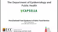 Proposed CAPSELLA Pilot for Cork City: Enhancing transparency in the food system