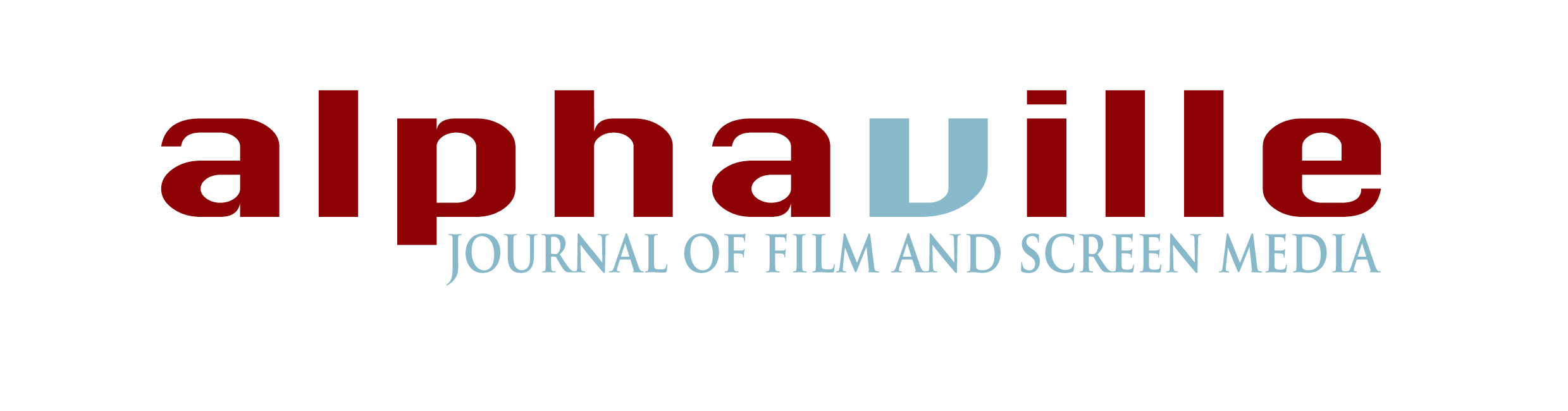 Alphaville Journal of Film & Screen Media - A Call For Papers