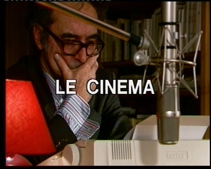 Michael Witt on Godard