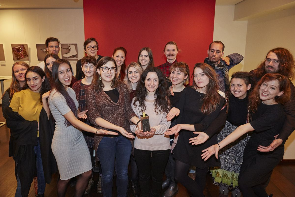 'Heartstone' Wins 2nd European University Film Award.