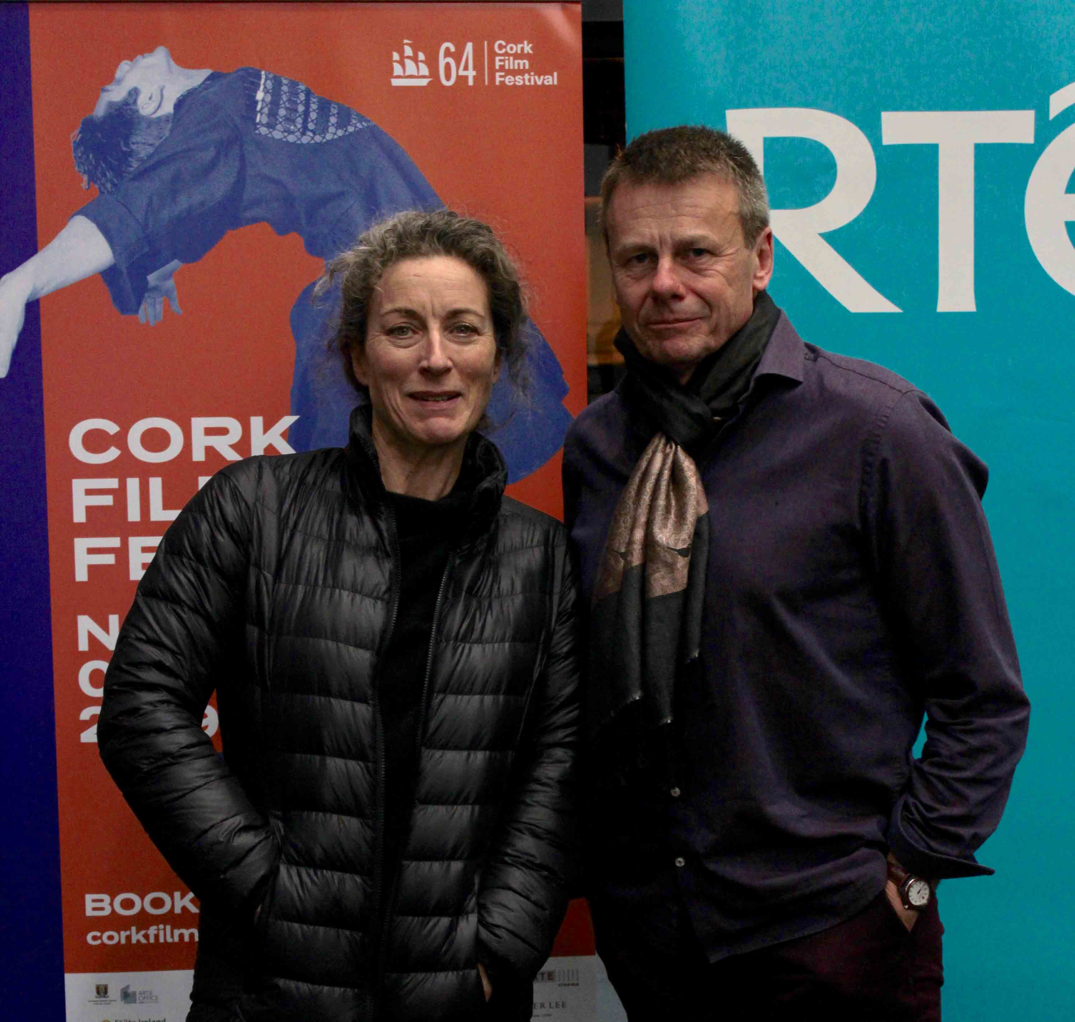 UCC/Arts Council Film Artist in Residence at the Cork Film Festival