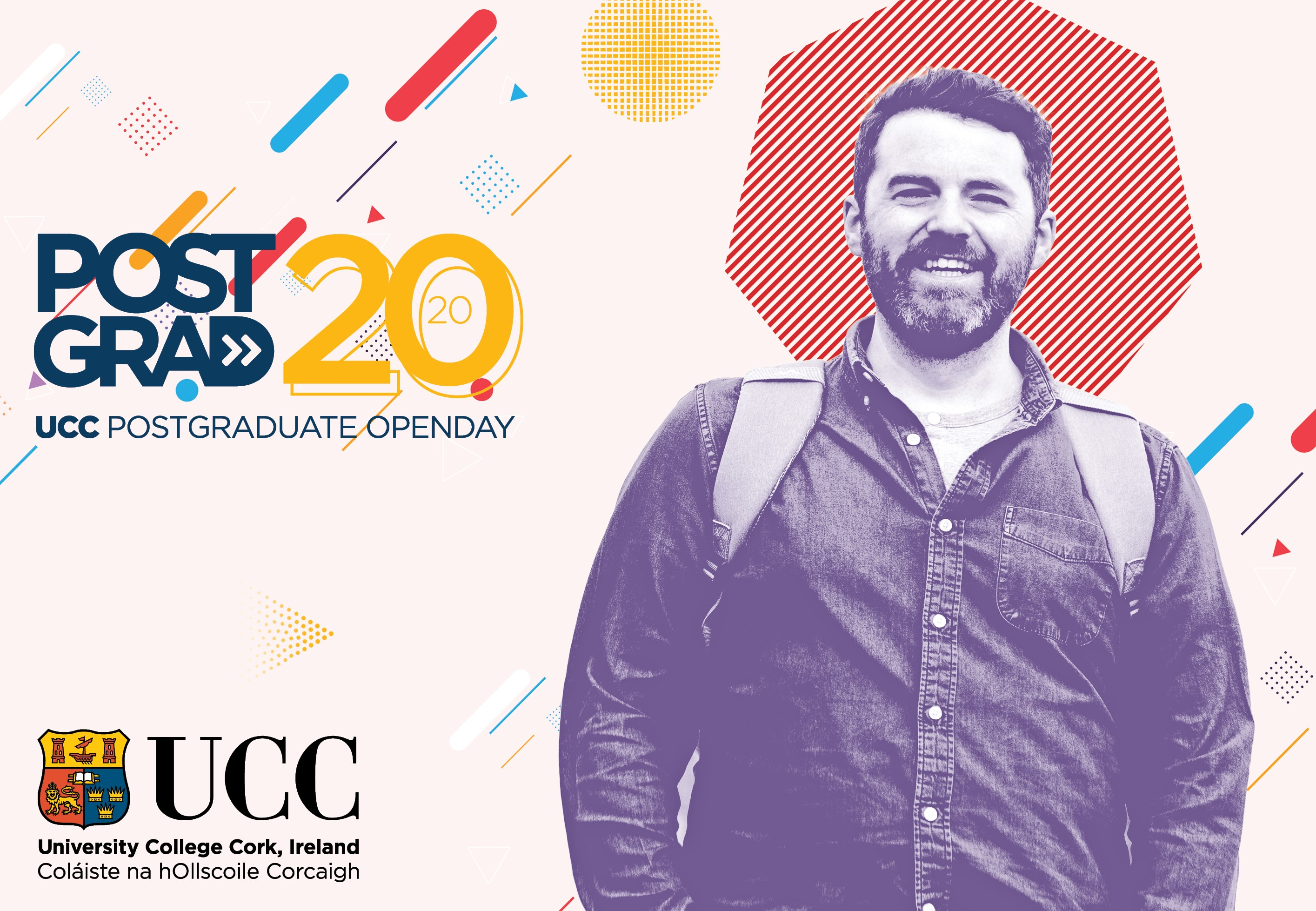 UCC Postgraduate Open Day - Tuesday 28th January from 11am to 2pm.