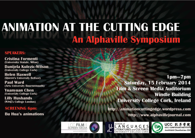 Animation at the Cutting Edge: An Alphaville Symposium