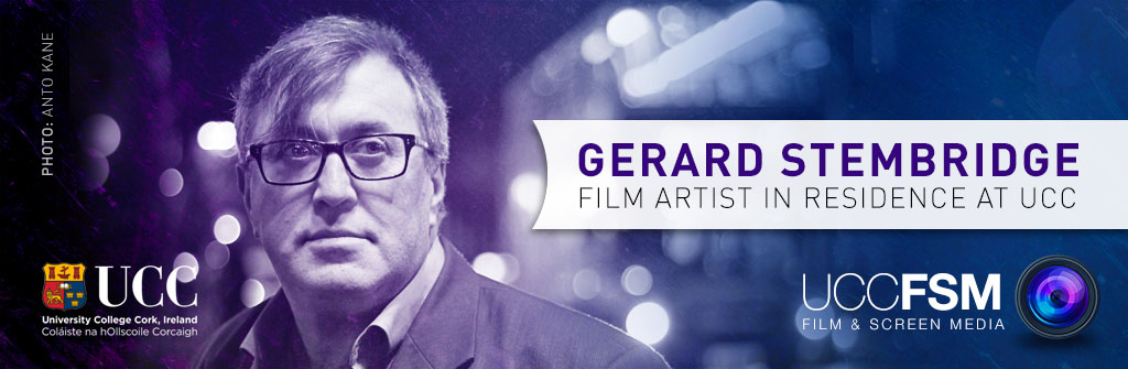 Gerard Stembridge appointed as Film Artist in Residence at UCC