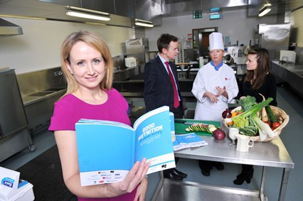 UCC Launches Cookbook to Aid Cancer Recovery