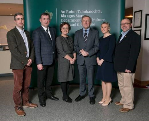 Minister Creed announces an investment of €20 million in agri-food Research and Innovation