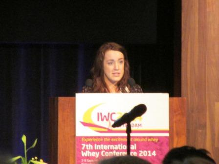 Young Scientist Award - IWC 2014