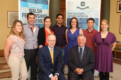 2014 Walsh Fellowship Short-Term Overseas Training Programme