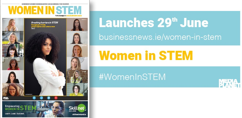 2020 Women in STEM IE campaign