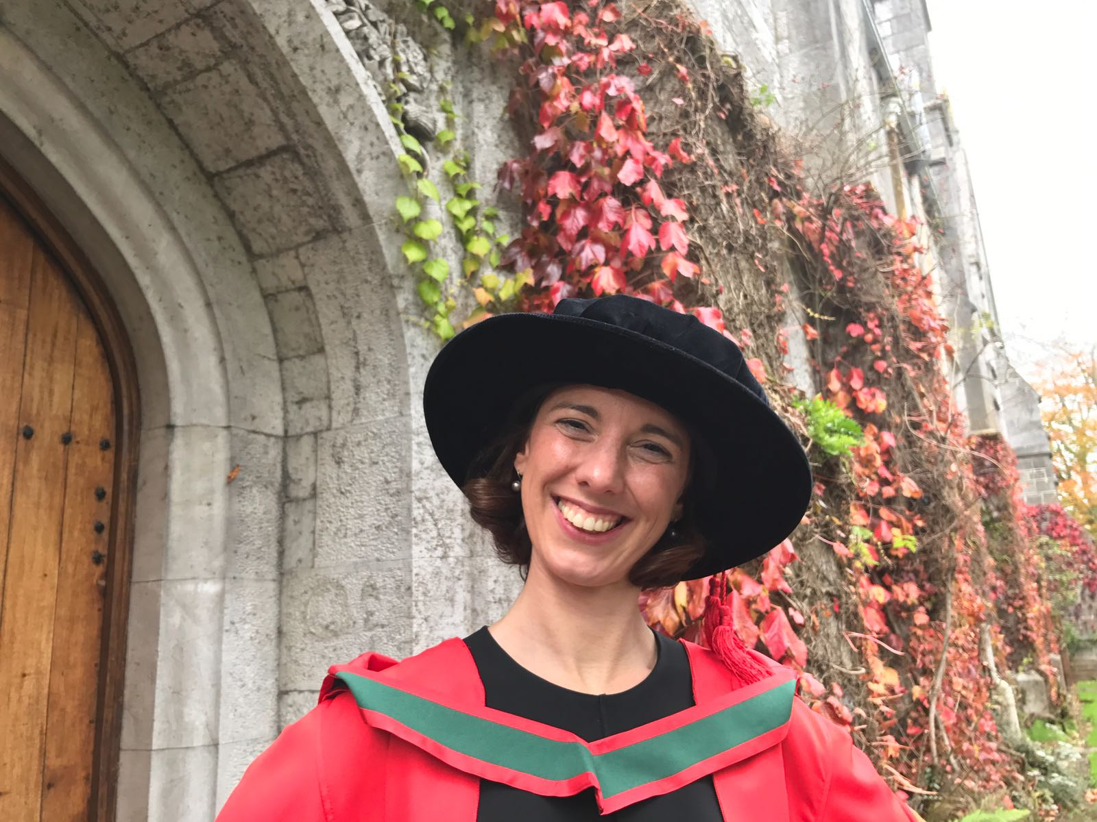 Congratulations to Dr Carol Sinnott