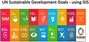 UN Sustainable Development Goals - using GIS